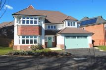 4 bedroom Detached house in Jupiter Road, Evesham