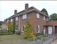 3 bedroom house in Rolleston Close, Norwich...