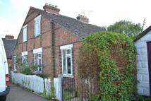 semi detached property to rent in Greenhithe Road...