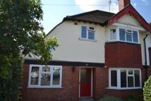 3 bedroom semi detached home to rent in Overdale Road, Knighton...