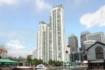 property to rent in West Tower, Pan Peninsula, London, Canary Wharf E14 9HP