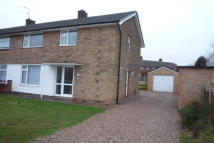 3 bed semi detached property in Ringleas, Cotgrave...