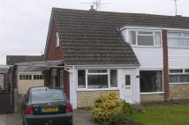 The Buntings semi detached house to rent