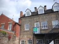 1 bedroom Flat to rent in Bridge Street, Belper...