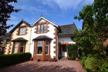 3 bed Semi-detached Villa in 6 Belmont Avenue, Ayr...