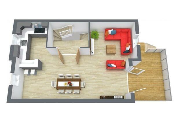 1st Floor 3D