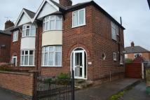 3 bedroom semi detached home in Glenfield Road...