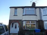 3 bed Terraced home in Dumergue Avenue...
