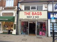 Shop in High Street, Gillingham...