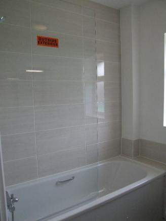 Plot 26 - Bathroom