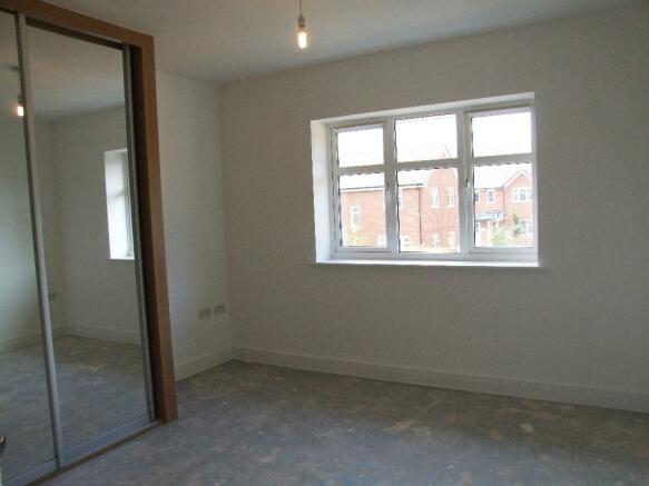 Plot 24 - Bedroom 1