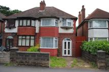 3 bed semi detached home to rent in School Road, Yardley Wood