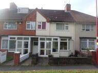 Terraced home in Haunch Lane, Kings Heath...