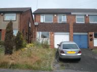Bunbury Gardens semi detached property to rent