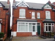 All Saints Road semi detached house to rent