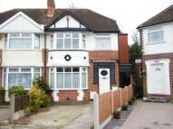 semi detached house in Sylvia Avenue, West Heath