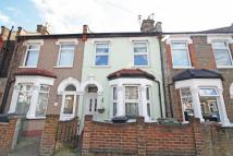 Terraced house in Clarence Road...