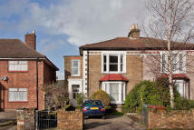 semi detached home in Hainault Road...