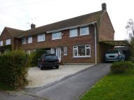 semi detached house in Tuxford, Newark...