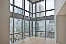 3 bed Apartment to rent in West India Quay, E14