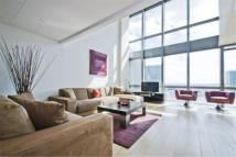 Apartment to rent in West India Quay E14