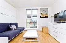 Flat to rent in Coldharbour, E14