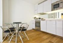 Studio flat to rent in Ontario Tower, E14