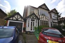 High Road semi detached property to rent
