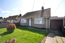 Detached Bungalow to rent in Brocksford Avenue...