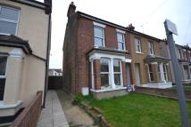 2 bedroom semi detached property in Fetherston Road...