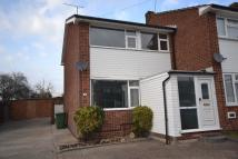3 bed End of Terrace property to rent in Brampton Close...