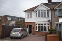 semi detached property in Central Road...