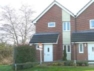 semi detached house to rent in Bluebell Gardens, Hythe...