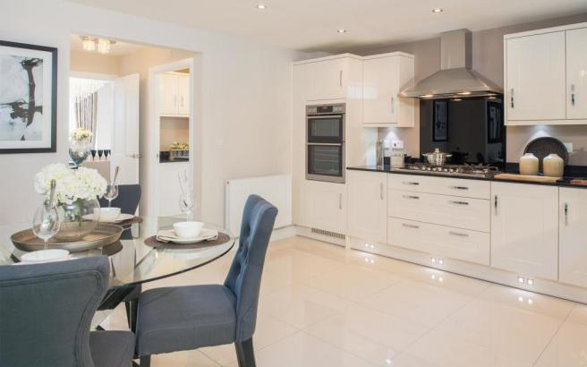 Greenvale kitchen