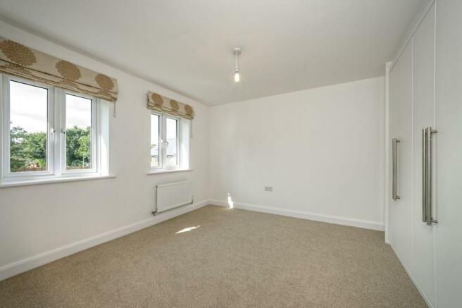 The Wroxham: Bedroom