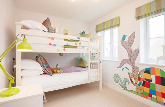 Wroxham bedroom