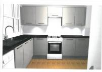 Apartment to rent in Jefferson Close, Ealing...