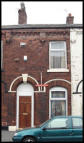 Terraced house in Birch Street...