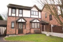 Detached house in Station Mews, WN4