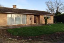 East Detached Bungalow to rent