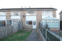 Terraced house in Foyle Close, Lincoln