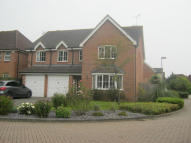 5 bed Detached house to rent in Romsey Close, Ashford...