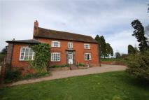 Link Detached House in Ledbury, Herefordshire