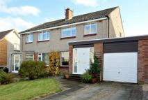 4 bedroom semi detached house in 19 Friarton Gardens...