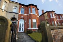 semi detached house in Sefton Street, Southport...