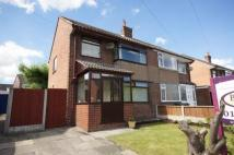 semi detached house in Marians Drive, Ormskirk...