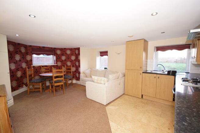 Reception Lounge & Kitchen