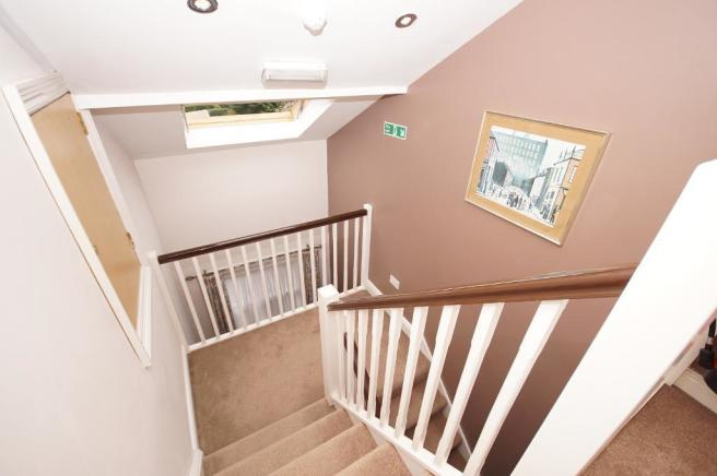1st - 2nd Floor Stairs