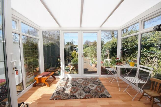 Rear Conservatory/Sun Room