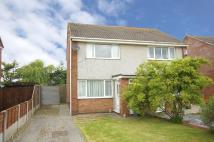 2 bed semi detached home in Truro Avenue, Marshside...